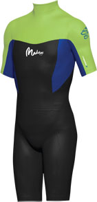 Boys Springsuit Lime